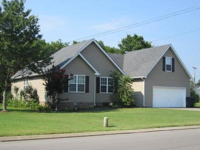 Rutherford County Single Family Home For Sale: 1257 Cason Trl