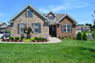 Wilson County Single Family Home For Sale: 513 Cherry Blossom Way