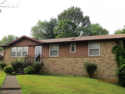 Wilson County Single Family Home For Sale: 102 Valley View Dr