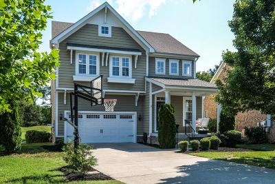 Williamson County Single Family Home For Sale: 5028 Burke Trl