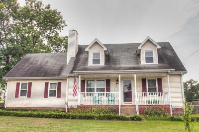 Rutherford County Single Family Home For Sale: 78 Vincent Lane