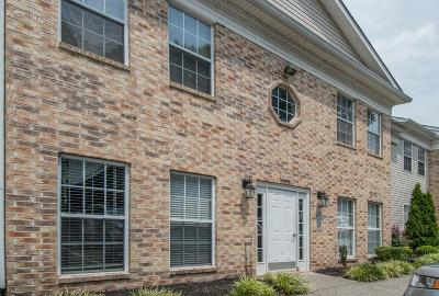 Davidson County Condo/Townhouse For Sale: 407 Churchill Xing #407