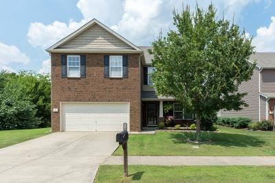 Wilson County Single Family Home For Sale: 19 Shady Valley Dr