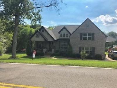 Mount Juliet Single Family Home For Sale: 3424 Earhart Rd