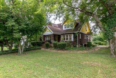 Davidson County Single Family Home For Sale: 931 Bradford Ave