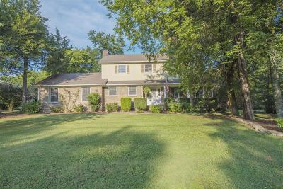 Rutherford County Single Family Home For Sale: 2422 Choctaw Trce