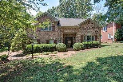 Nashville Single Family Home For Sale: 241 Andover