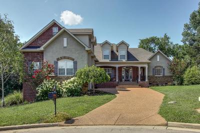 Nashville Single Family Home For Sale: 3376 Hickory Run