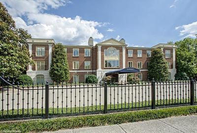 Davidson County Condo/Townhouse For Sale: 3737 West End Ave #302 #302