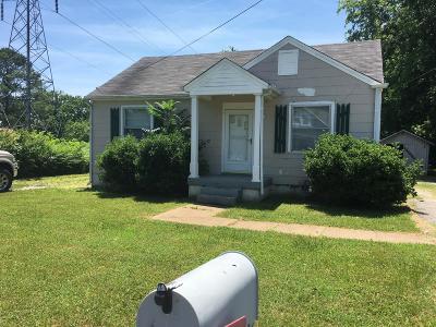 Nashville Single Family Home For Sale: 150 Piedmont