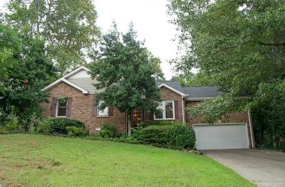 Clarksville Single Family Home For Sale: 325 Dunbrook Dr