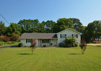 Wilson County Single Family Home For Sale: 1315 Clearview Dr