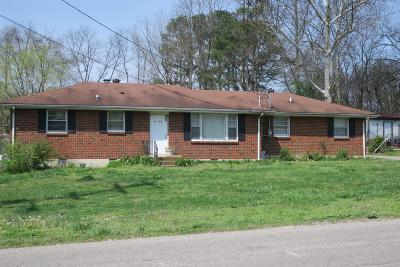 Davidson County Single Family Home For Sale: 4123 Saunders Ave