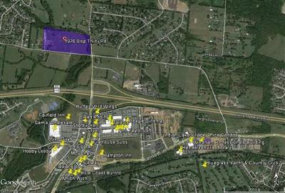 Hendersonville Residential Lots & Land For Sale: 1976 Stop Thirty Rd