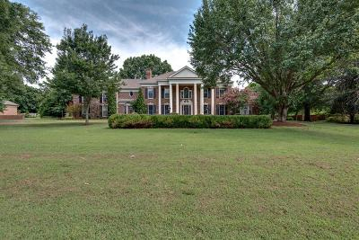 Davidson County Single Family Home For Sale: 6524 Radcliff Dr