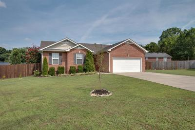 Wilson County Single Family Home For Sale: 915 Canyon Creek Dr