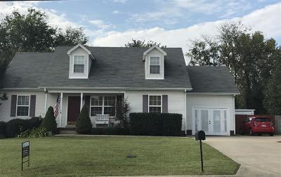 Rutherford County Single Family Home For Sale: 5133 Chippendale Dr
