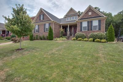 Mount Juliet Single Family Home Under Contract - Showing: 1036 Kelsey Glen Dr