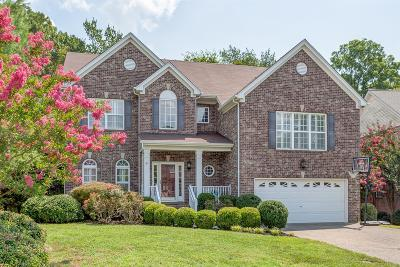 Hendersonville Single Family Home For Sale: 103 Herons Nest Ln