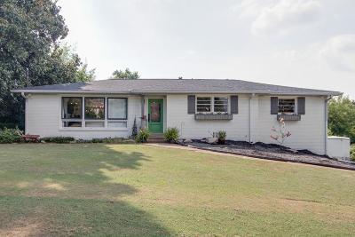 Nashville Single Family Home For Sale: 2332 Revere Pl