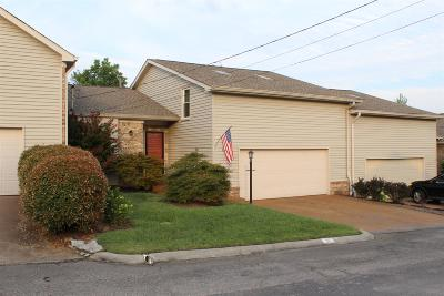 Nashville Condo/Townhouse For Sale: 121 Morton Mill Cir