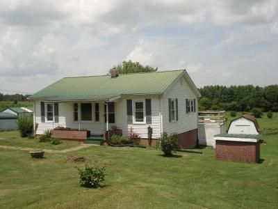 Smithville TN Single Family Home Under Contract - Showing: $104,900