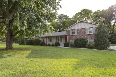 Davidson County Single Family Home For Sale: 204 Rolling Mill Ct