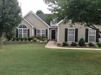 Rutherford County Single Family Home For Sale: 5007 Tricia Pl