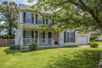 Spring Hill Single Family Home Under Contract - Showing: 2224 Hayward Ln