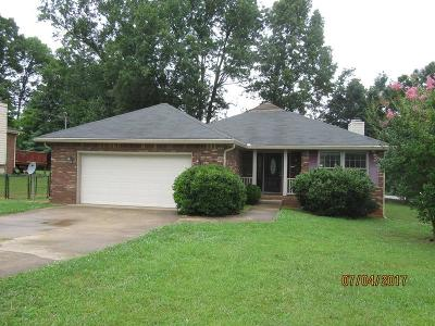 Clarksville Single Family Home Under Contract - Showing: 735 Cayce Dr