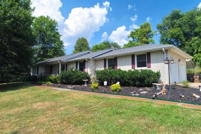 Nashville Single Family Home Under Contract - Showing: 2821 McGavock Pike