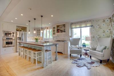 Franklin Single Family Home For Sale: 856 Lewisburg Pike
