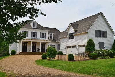 Franklin Single Family Home For Sale: 5001 Lone Oak Pvt Trl
