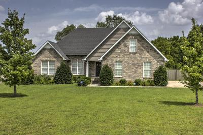 Single Family Home Under Contract - Showing: 1162 Bell Buckle Wartrace Road