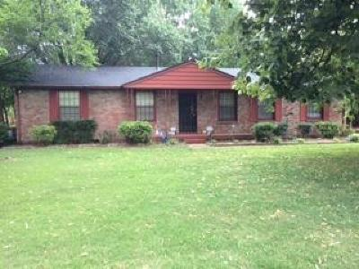 Clarksville Single Family Home For Sale: 108 Chestnut Dr