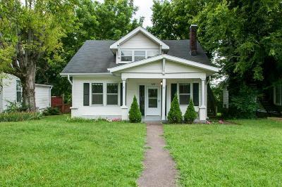 Sylvan Park Single Family Home For Sale: 4205 Elkins Avenue