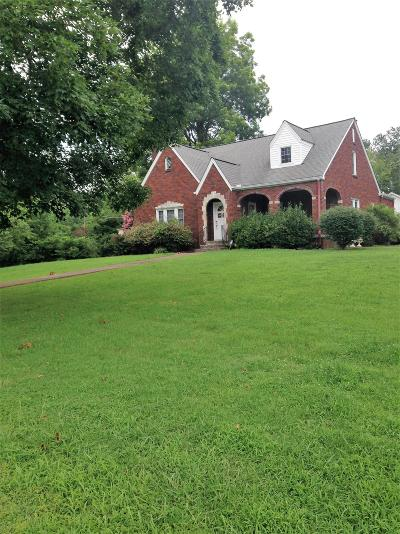 Pleasant View Single Family Home For Sale: 6540 Highway 41-A
