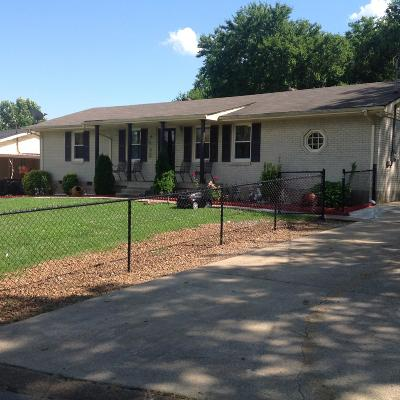 Madison Single Family Home For Sale: 757 May Dr