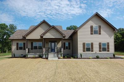 Lebanon Single Family Home Under Contract - Showing: 7595 Hartsville Pike