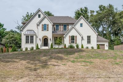 Nashville Single Family Home Under Contract - Showing: 4013 Wallace Ln