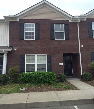 Lavergne Single Family Home Under Contract - Showing: 4015 George Buchanan Dr