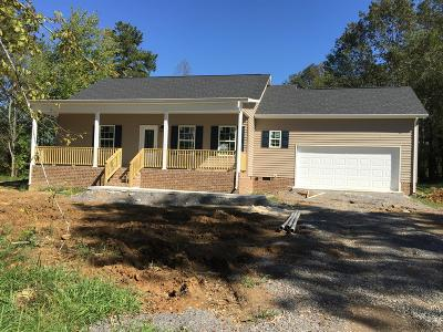 Bradyville Single Family Home For Sale: Jim Cummings Hwy