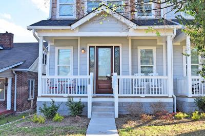 East Nashville Single Family Home For Sale: 1074 A Zophi St