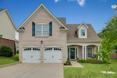 Hendersonville Single Family Home Under Contract - Showing: 100 Villa Way