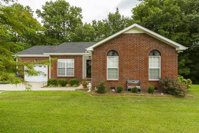 Single Family Home For Sale: 599 Shun Pike