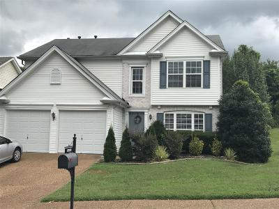 Brentwood Single Family Home Under Contract - Showing: 5720 Sterling Oaks Dr