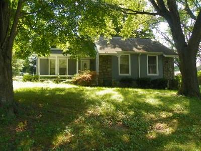 Old Hickory Single Family Home Under Contract - Showing: 4905 Kilimanjaro Dr