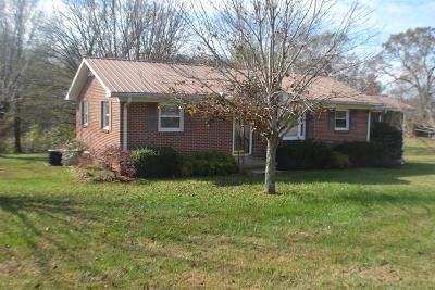 Smithville Single Family Home For Sale: 8150 Antioch Rd