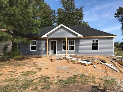 Christian County, Ky, Todd County, Ky, Montgomery County Single Family Home For Sale: 140 Countrybrook