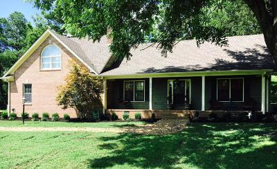 Summertown Single Family Home For Sale: 202 Railroad Bed Pike
